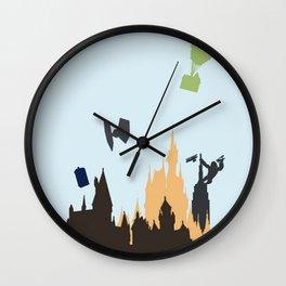 Movieland Wall Clock