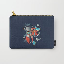 Bounty Hunter Space Cat Killa Carry-All Pouch