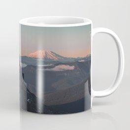 Silver Star Coffee Mug