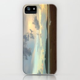 After The Storm iPhone Case