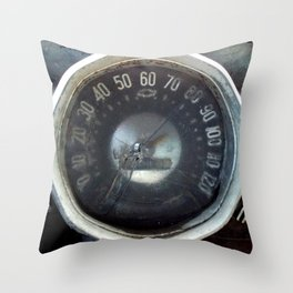 Bel Air Gauges Throw Pillow