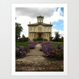 Castle Kilbride Art Print