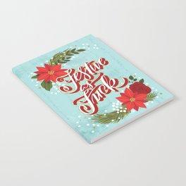 Pretty Sweary Holidays: Festive as Fuck Notebook