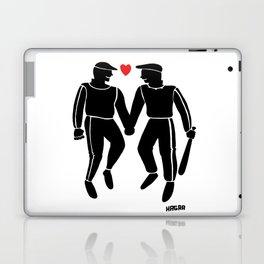 Sweethearts hooligans Laptop & iPad Skin