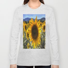 Sunflower Summer Long Sleeve T-shirt