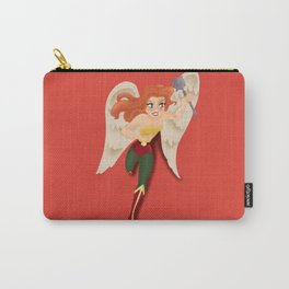 Hawkgirl Superheroine  Carry-All Pouch