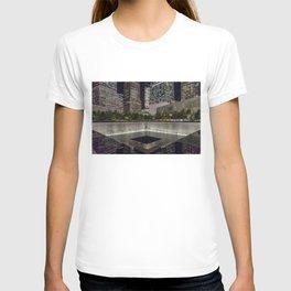 9-11 Memorial New York City T-shirt