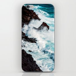 CONFRONTING THE STORM iPhone Skin
