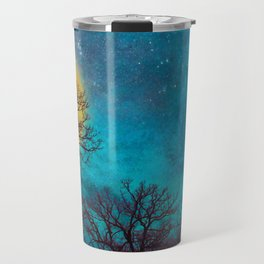 Winter Oaks Travel Mug