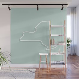 New York State Wall Mural