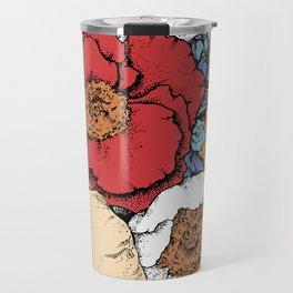 Bouquet Shield Travel Mug