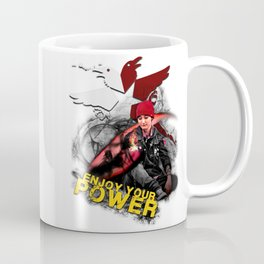 "InFamous Second Son - ""ENJOY YOUR POWER"" Coffee Mug"