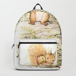 Squirrel Nutkin Backpack