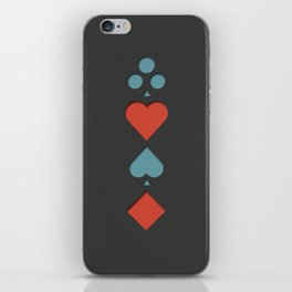Gambler iPhone Skin