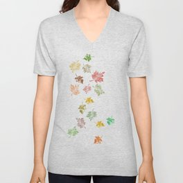 Welcome Fall Unisex V-Neck