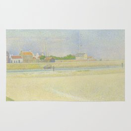 The Channel of Gravelines, Grand Fort-Philippe Rug