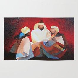 We Three Kıngs Rug