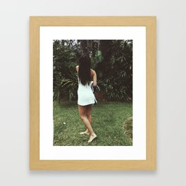 hsdb,fjcbas, Framed Art Print