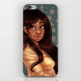 jas iPhone Skin
