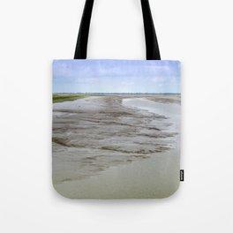 Wadden sea  Tote Bag