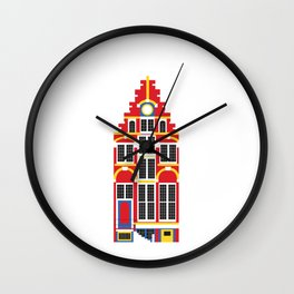 Canal House Wall Clock