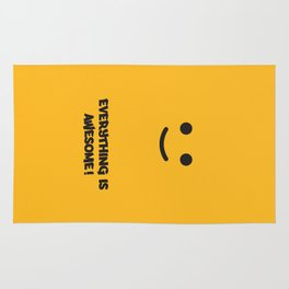 Everything is Awesome!! Rug