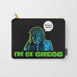 Old Gregg Carry-All Pouch