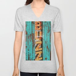 Buzz light Unisex V-Neck
