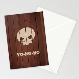 YO-HO-HO! Stationery Cards