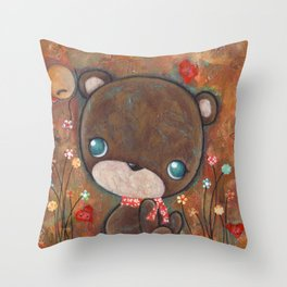 Autumn Serenade Throw Pillow