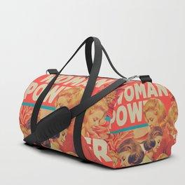 Woman Power Duffle Bag