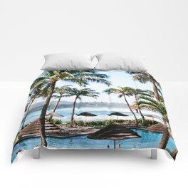Turtle Bay Memories Comforters