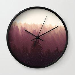 Chasing Light Wall Clock