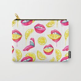 Bitch, Don't Kill My Vibe Carry-All Pouch