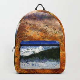 Grand Prismatic Spring, Yellowstone Backpack