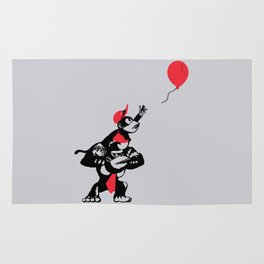 Balloon Apes Rug