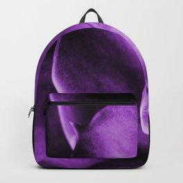 Succulent Leaves In Ultraviolet Color #decor #society6 #homedecor Backpack