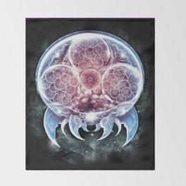 The Epic Metroid Throw Blanket