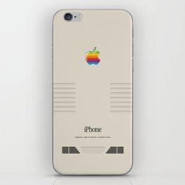 iPhone Macintosh retro design iPhone Skin