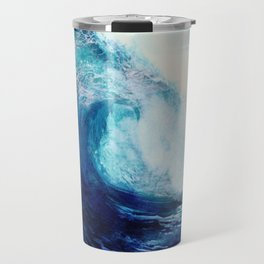 Waves II Travel Mug