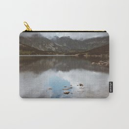 Mountain Lake - Landscape and Nature Photography Carry-All Pouch