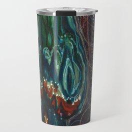 Pulse of Kelp (Sonic Sea Surge) Travel Mug