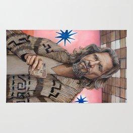The Dude / The Big Lebowski / Jeff Bridges Rug