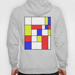 Mondrian #23 Hoody