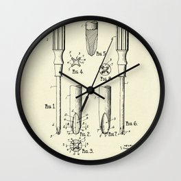 Screw Driver-1935 Wall Clock
