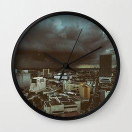 impending doom Wall Clock
