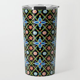 Elizabethan Lattice Travel Mug