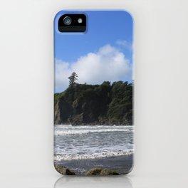 Sea Stacks iPhone Case