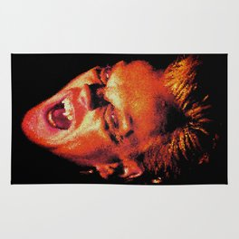 The Lost Boys David Stained Glass Rug