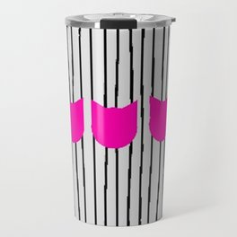 Pussyhat project design 5 Travel Mug